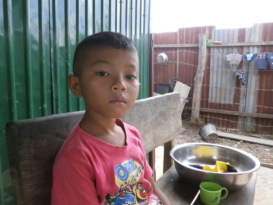 Alek, Cambodja