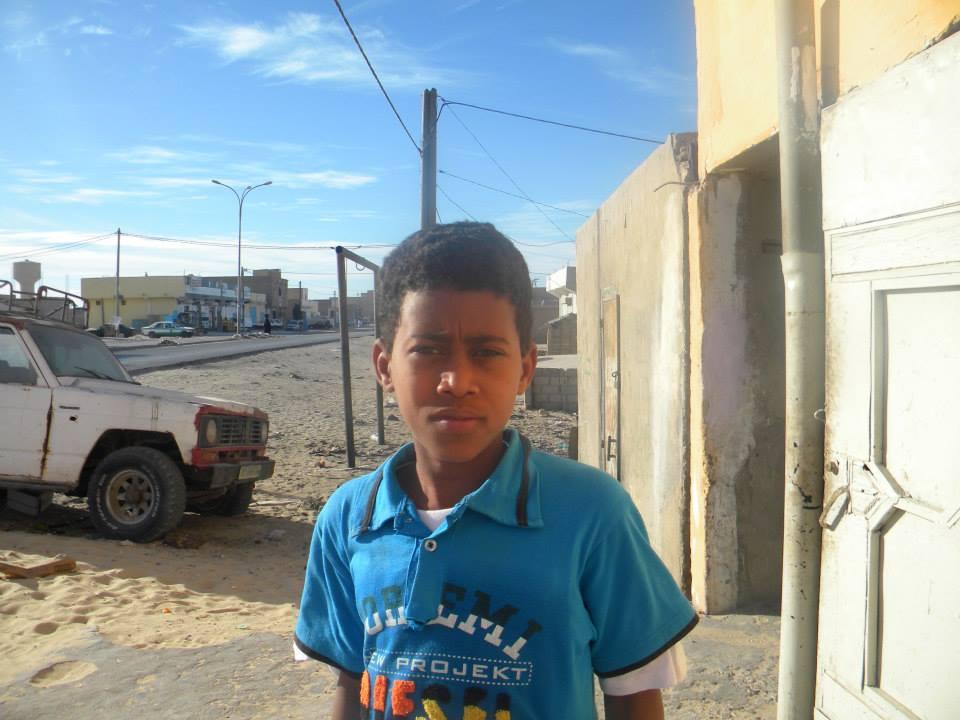 Hamedra, mauritania