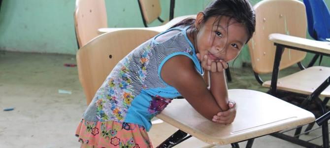 Com és el teu pupitre? – Kuna Yala, Panamà